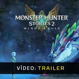 Monster Hunter Stories 2 WIngs of Ruin Atrelado de vídeo