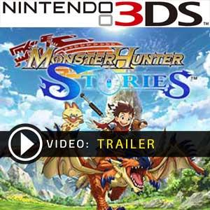 Comprar código download Monster Hunter Stories 3DS Comparar Preços