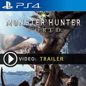 Comprar Monster Hunter World PS4 Codigo Comparar Preços