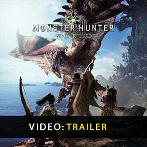 Comprar Monster Hunter World CD Key Comparar Preços