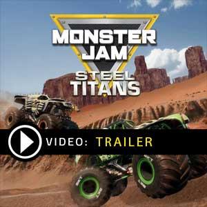 Comprar Monster Jam Steel Titans CD Key Comparar Preços