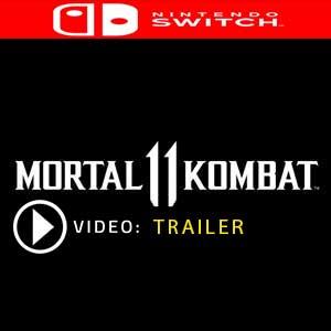 Comprar Mortal Kombat 11 Nintendo Switch barato Comparar Preços