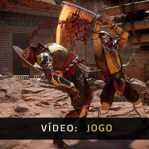 Mortal Kombat 11 Vídeo De Jogabilidade