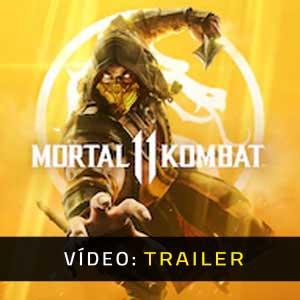 Mortal Kombat 11 Atrelado De Vídeo