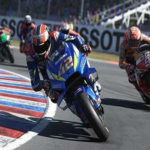 MotoGP 20 Número da corrida