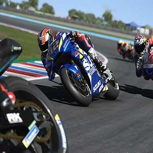 MotoGP 20 Sticker