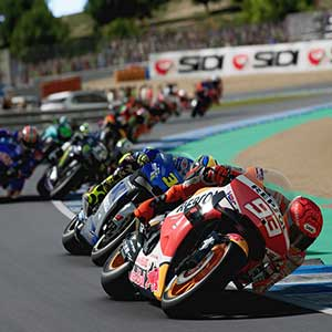 MotoGP 21 Corrida
