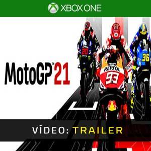 MotoGP 21 Vídeo do atrelado