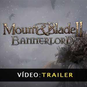 Mount and Blade 2 Bannerlord Atrelado de vídeo