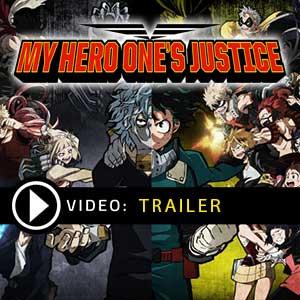 Comprar MY HERO ONE'S JUSTICE CD Key Comparar Preços
