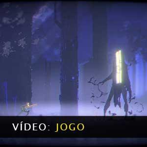 Narita Boy Vídeo de jogabilidade