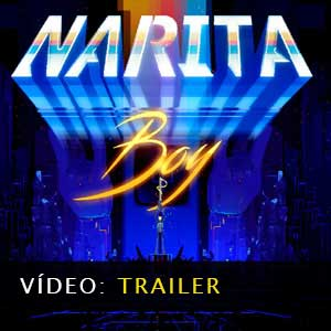 Narita Boy Vídeo do atrelado