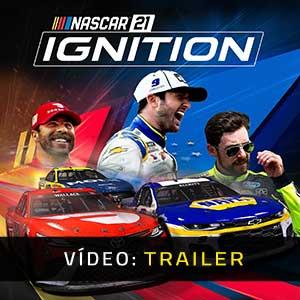 NASCAR 21 Ignition Atrelado De Vídeo
