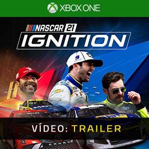 NASCAR 21 Ignition Xbox One Atrelado De Vídeo