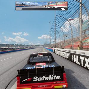 NASCAR Heat 5 - Prática