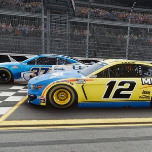 NASCAR Heat 5 - Palco