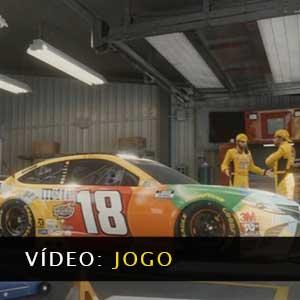 NASCAR Heat 5 Vídeo de jogabilidade