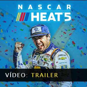 NASCAR Heat 5 Atrelado de vídeo