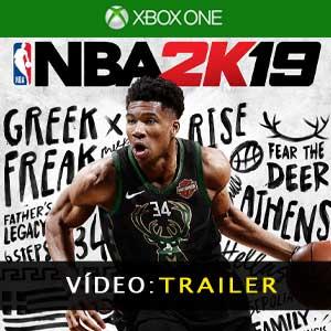 Comprar NBA 2K19 Xbox One Barato Comparar Preços