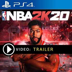Comprar NBA 2K20 PS4 Comparar Preços