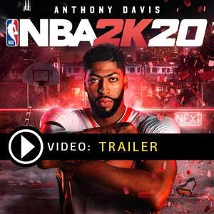 Comprar NBA 2K20 CD Key Comparar Preços