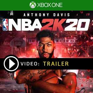 Comprar NBA 2K20 Xbox One Barato Comparar Preços