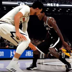 Quebra tornozelo NBA 2K21