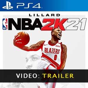 Vídeo do reboque NBA 2K21