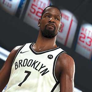 NBA 2K22 Capa Da Edição do 75º Aniversário