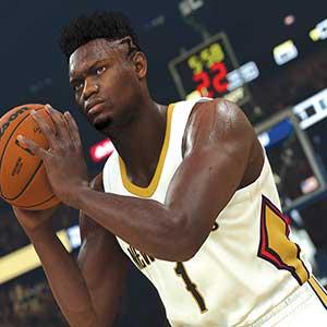 NBA 2K22 Ecrã De Carregamento