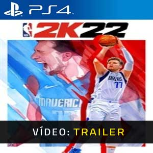 NBA 2K22 PS4 Atrelado De Vídeo