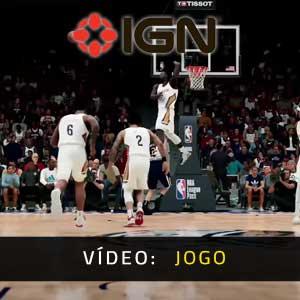 NBA 2K22 Vídeo De Jogabilidade