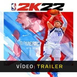 NBA 2K22 Atrelado De Vídeo