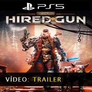 Necromunda Hired Gun Trailer VideoNecromunda Hired Gun Vídeo do atrelado