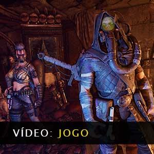 Necromunda Hired Gun Vídeo de jogabilidade