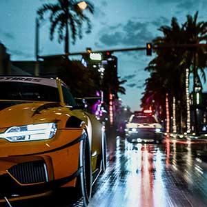 Need For Speed Heat - Perseguição de carro