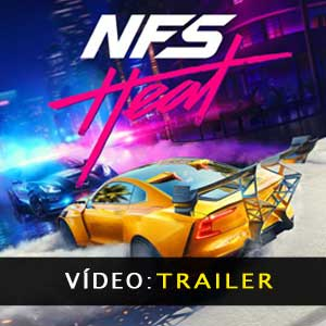 Need For Speed Heat Atrelado de vídeo
