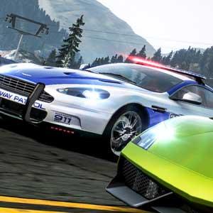 Need for Speed Hot Pursuit Remastered Perseguição policial