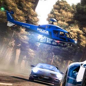 Need for Speed Hot Pursuit Remastered Veículos da Polícia
