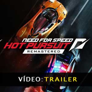 Need for Speed Hot Pursuit Remastered Vídeo do atrelado