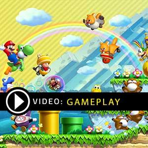New Super Mario Bros U Deluxe Nintendo Switch Video Gameplay