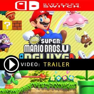 Comprar New Super Mario Bros U Deluxe Nintendo Switch barato Comparar Preços