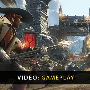 Vídeo de jogabilidade
