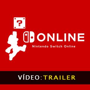Nintendo Switch Online Atrelado De Vídeo