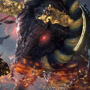 Nioh 2 The Complete Edition touro gigante