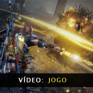 Nioh 2 The Complete Edition vídeo de jogabilidade