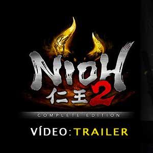 Nioh 2 The Complete Edition vídeo do trailer