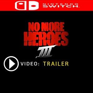 Comprar No More Heroes 3 Nintendo Switch barato Comparar Preços