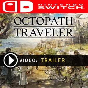 Comprar OCTOPATH TRAVELER Nintendo Switch barato Comparar Preços