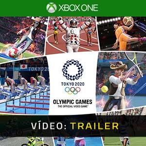 Olympic Games Tokyo 2020 Xbox One Atrelado de vídeo